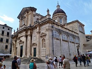 Dubrovnik Cathedral - Cathedral of the Assumption of the Virgin Mary