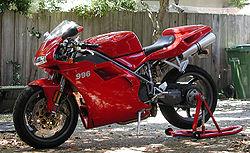 ducati 996 rossa