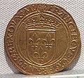 Ducato di milano, Francesco I di francia, oro, 1515-1521.JPG