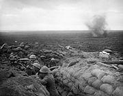 Durham Light Infantry signallers Battle of Menin Road 1917 IWM Q 5968