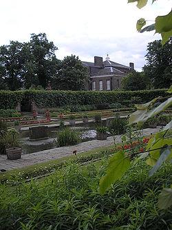 Merveilleux Dutch Garden