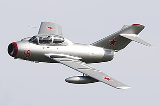 Mikoyan-Gurevich MiG-15 Fighter aircraft family