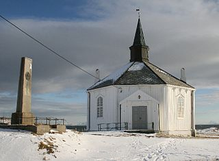 Dverberg Church Church in Nordland, Norway