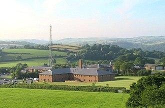 Llangunnor - Dyfed-Powys Police Headquarters