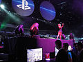 E3 2011 - Sony Media Event after party ballerina (5811254946).jpg
