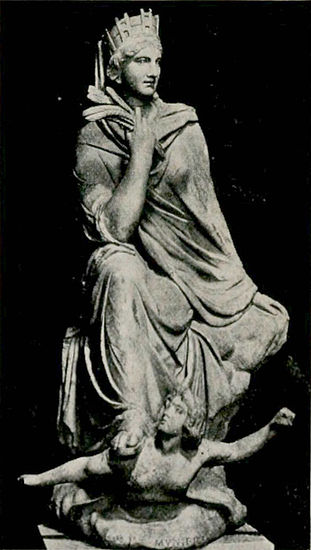 EB1911 Greek Art - Antioch Seated on a Rock.jpg