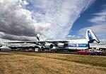 EGLF - Antonov AN-124 - Volga Dnepr - RA-82078 (43475342351).jpg