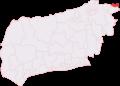 East Grinstead Meridian (electoral division).png