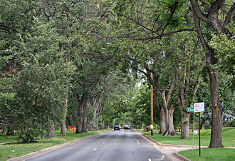 National Register of Historic Places listings in Denver - East Sixth Avenue Parkway, Southeast