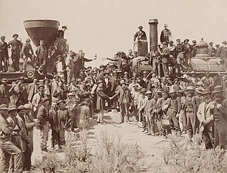 First Transcontinental Railroad The first railroad in the United States to reach the Pacific coast from the eastern states