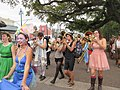 Easter Sunday in New Orleans - Brass Band Jam by Armstrong Arch 18.jpg
