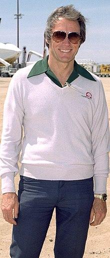 Clint Eastwood nel 1981
