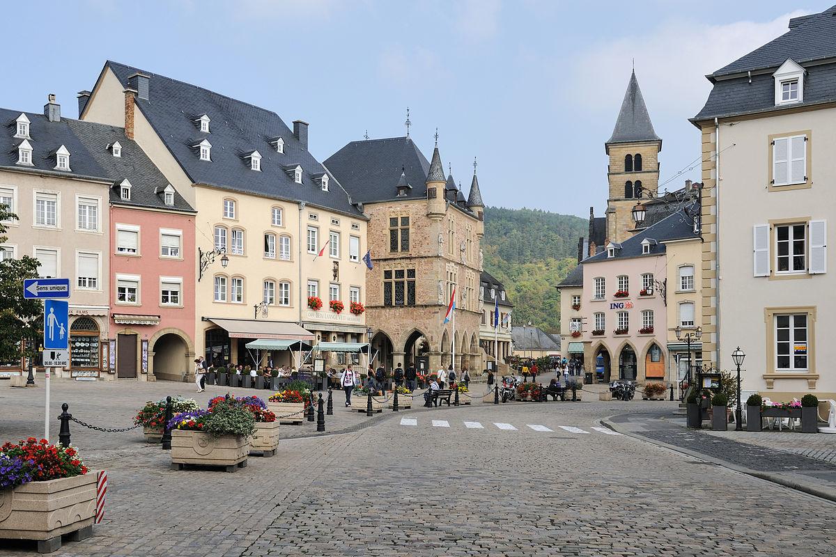 Echternach (Luxemburg) – Reiseführer auf Wikivoyage