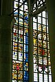 Edam - Grote Kerk - View SE on Stained Glass Window donated by the City of Amsterdam.jpg