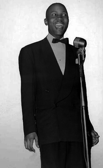 Eddie Vinson - Vinson as the leader of his own band, circa mid-1940s - mid-1950s.