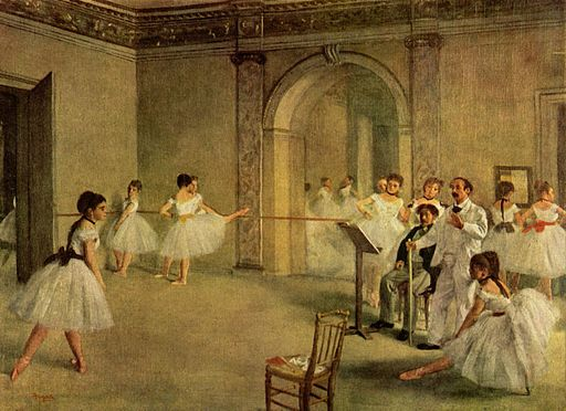 Edgar Germain Hilaire Degas 005