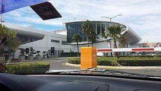 Querétaro Intercontinental Airport - Image: Edificio Terminal AIQ