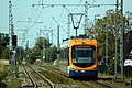 Edingen Bahnhof - Bombardier RNV6 - RNV 4155 - 2018-09-11 13-39-30.jpg