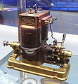 Edison Dynamo, c. 1892 - Museum of Science and Industry (Chicago) - DSC06539.JPG