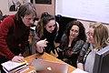 Editatona Día de la Mujer y la Niña en la Ciencia, 11 de febrero de 2018, Arqueólogas Feministas, CDL Madrid. 3.jpg