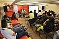 Editing Session - Wikilearnopedia - Oxford Bookstore - Kolkata 2015-08-23 3550.JPG
