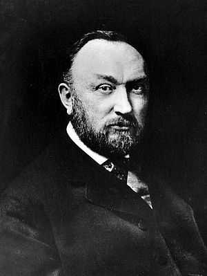 Edward Charles Pickering - Image: Edward Charles Pickering 1880s