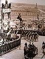 Edward VII visiting Malta, April 1903 - British Forces In Malta accompany the King.jpg