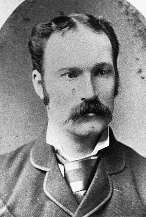 Edward Wakefield (New Zealand politician) - Edward Wakefield in ca 1885