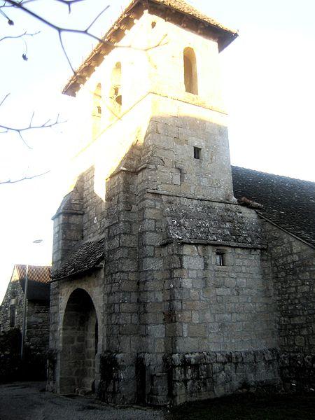 Église Saint-Pierre-ès-Liens de Bassignac-le-Haut (Inscrit)