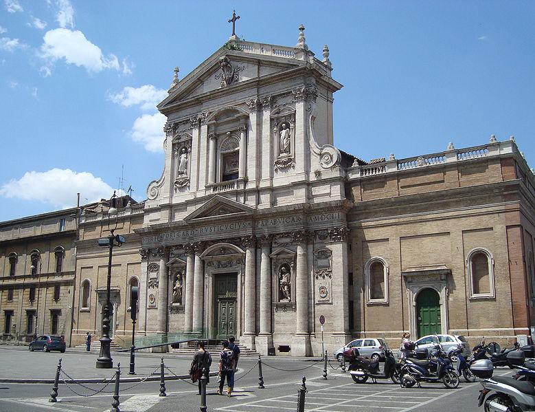 File:Eglise Santa Susanna alle Terme di Diocleziano-2.JPG