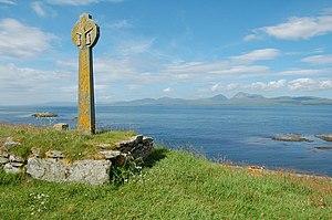 MacCormaig Isles - Image: Eilean Mor