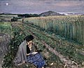 Eilif Peterssen - Summer Night at Sandø - NG.M.03277 - National Museum of Art, Architecture and Design.jpg