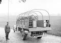 Ein Materiallastwagen von hinten - CH-BAR - 3240144.tif