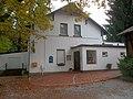 Eingangsbereichs des Jägerhaus in Wilthen.JPG