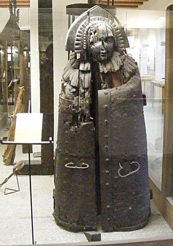 Eiserne Jungfrau von Nürnberg 15. od. 16. Jh. Rothenburg