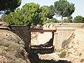El puente de la Vía en las cercanías de Casas Ibáñez - panoramio.jpg