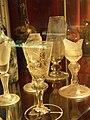 Elbląg, muzeum, sklenice a poháry.JPG