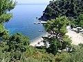 Elea Port (Plaža Zagrafou), Sitonia, Grčka - panoramio.jpg