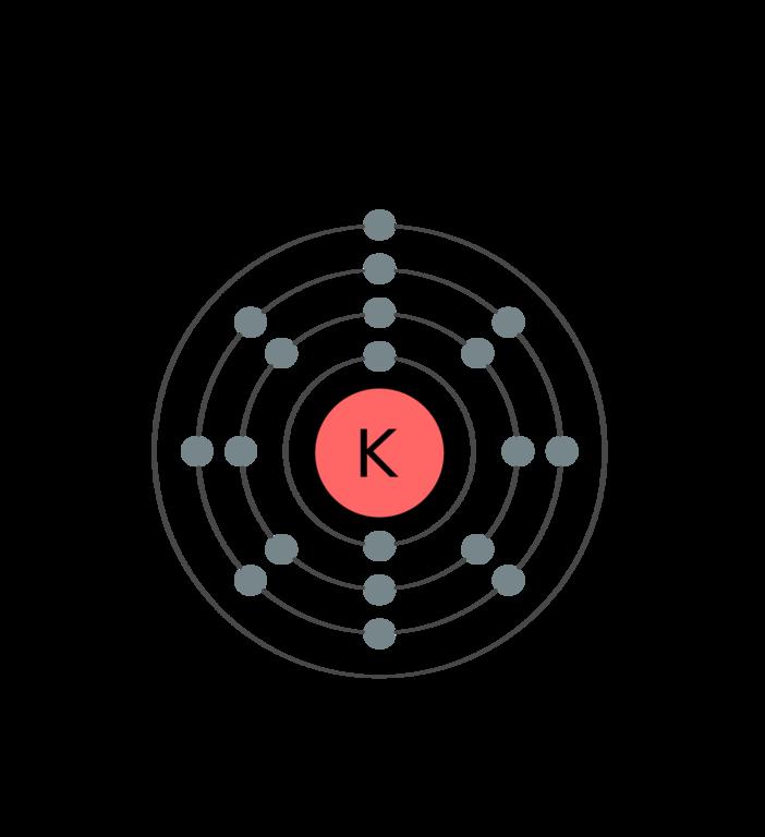 Fileelectron Shell 019 Potassiumg Wikimedia Commons