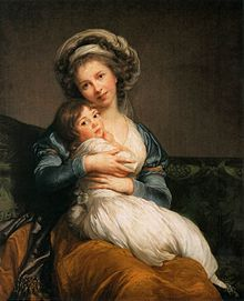Elisabeth Vigée-Lebrun - Self-Portrait with Her Daughter, Julie - WGA25082.jpg