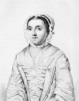 Elizabeth Canning - As illustrated c. 1820