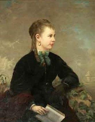 Elizabeth Plankinton - c. 1891