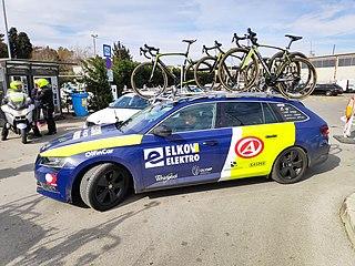 Elkov–Kasper Czech cycling team