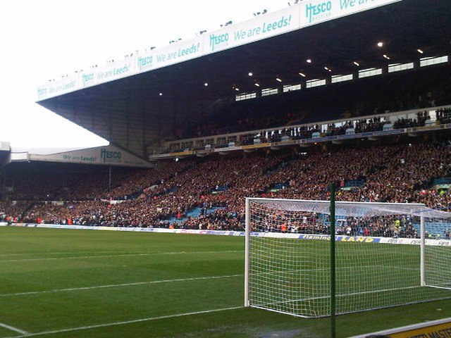 Elland Road East Stand - Showing New East Stand Upper Corporate Boxes