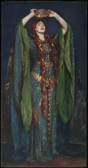 Ellen Terry as Lady Macbeth - Image: Ellen Terry as Lady Macbeth