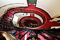 Elliptical staircase of Liverpool Athenaeum 3.jpg