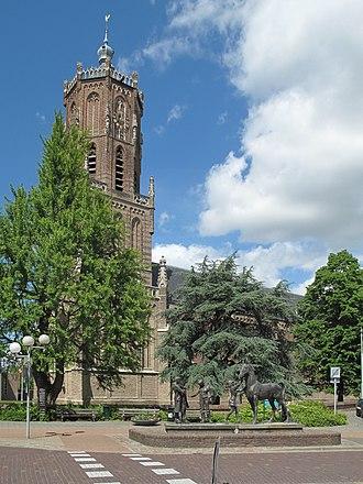 Elst, Gelderland - Saint-Martin Church in Elst