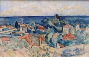 Erwin Elster - Image: Elster Saint Tropez 1925