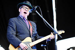 Elvis Costello and The Imposters @ Fremantle Park (17 4 2011) (5648205875).jpg
