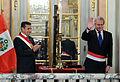 Embajador Gonzalo Gutiérrez Reinel juró como nuevo Ministro de Relaciones Exteriores (14310841749).jpg